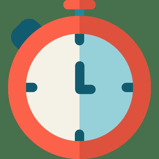 שליכט צבעוני שעון