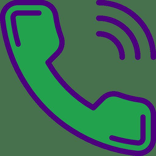 שליכט צבעוני טלפון